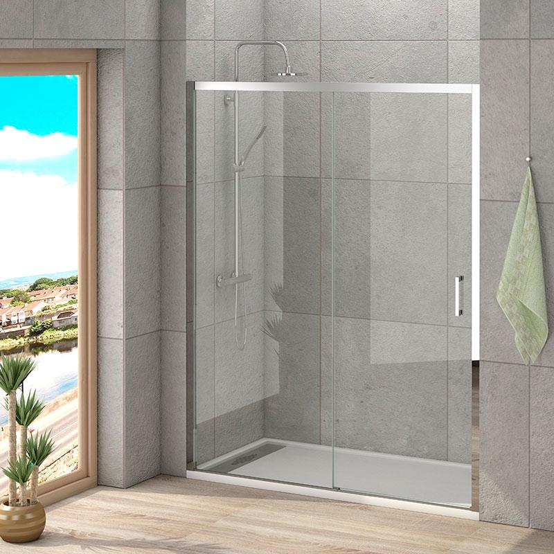 Mampara para baño Sydney transparente