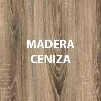 Revestimiento de baño madera ceniza