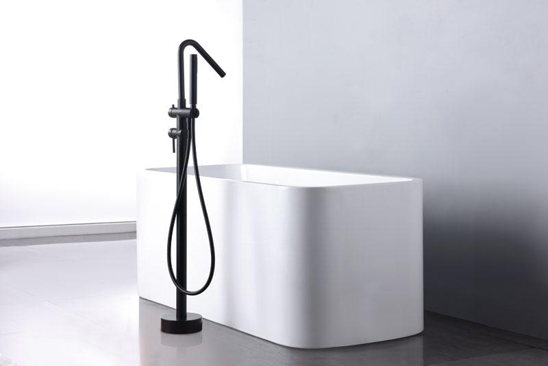 Conjunto de bañera Corcega Negro