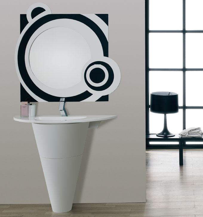 Espejo decorativo Syan Huracán