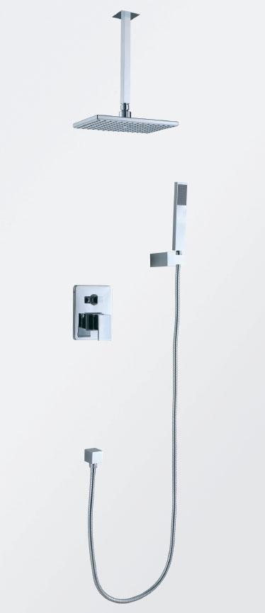 Conjunto de ducha Syan ATENEA Techo