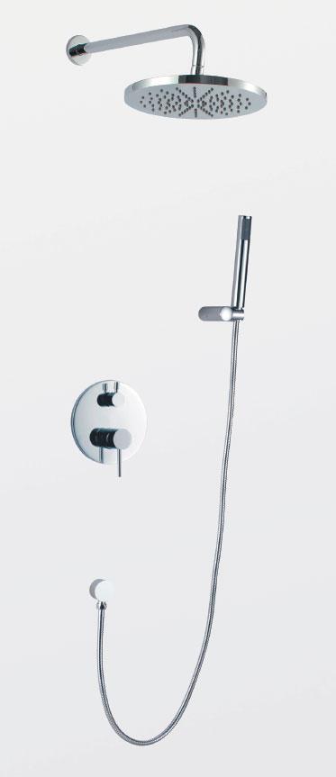 Conjunto de ducha Syan HADES Pared