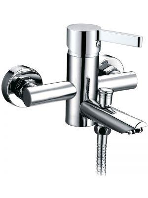 Grifería bañera con kit de ducha GME Fussion
